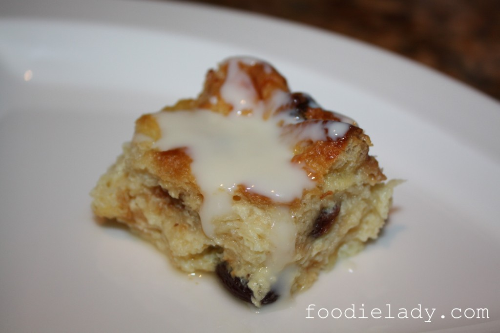 Panettone Bread Pudding | foodielady.com