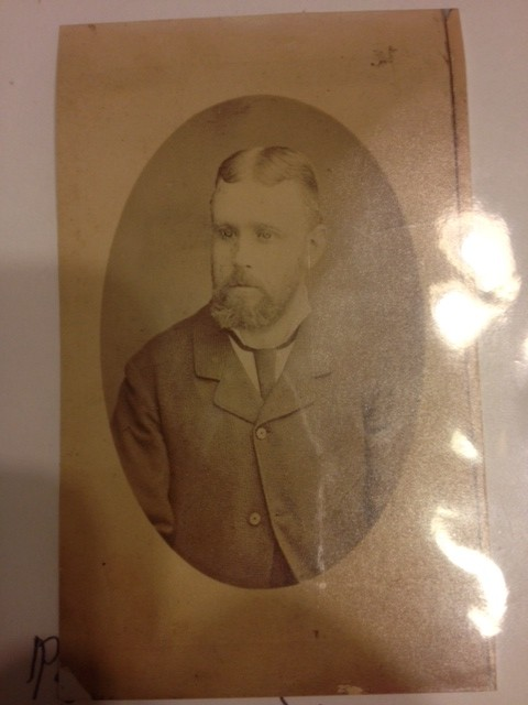 My great- great grandfather Pedro Coll Bisbal (Can'Tyrany) from Soller, Mallorca